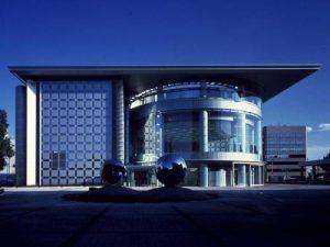 文芸館中央監視装置更新工事