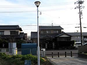町田公園外5公園 公園灯改修工事